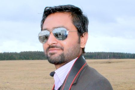 Syed Muhammad Muntazir Mehdi